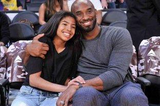 Vanessa Bryant rocordó a Kobe y a su hija Gianna en un emotivo homenaje