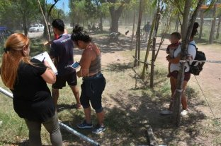 """La Municipalidad censa a las familias y cree que la toma """"no fue espontánea"""""""