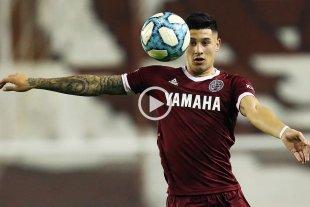 """El jugador de Lanús Valenti dio detalles del secuestro: """"Si no pagaba me pegaban un tiro"""""""