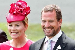 Se divorció el nieto mayor de la reina Isabel II