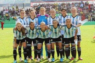 El seleccionado femenino sub 20 debutará ante Ecuador en el Sudamericano de San Juan y San Luis
