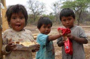 El gobierno busca alternativas para garantizar la ayuda alimentaria en los pueblos originarios