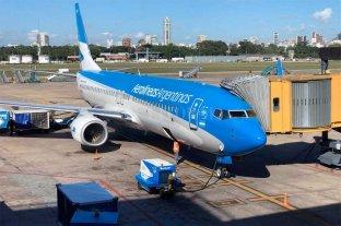 Aerolíneas sumó un nuevo vuelo especial desde Bogotá