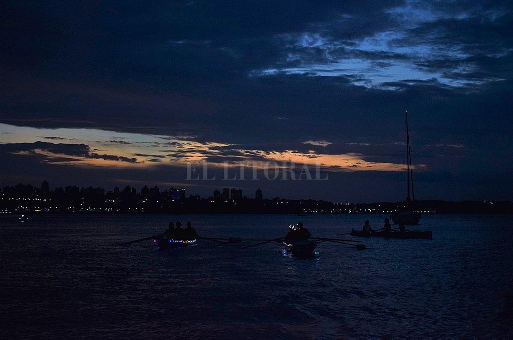 Crédito: Remo Paraná Rowing Club