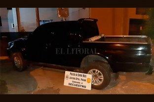 Paraná: el director municipal de Examen de Conducir usaba una camioneta robada