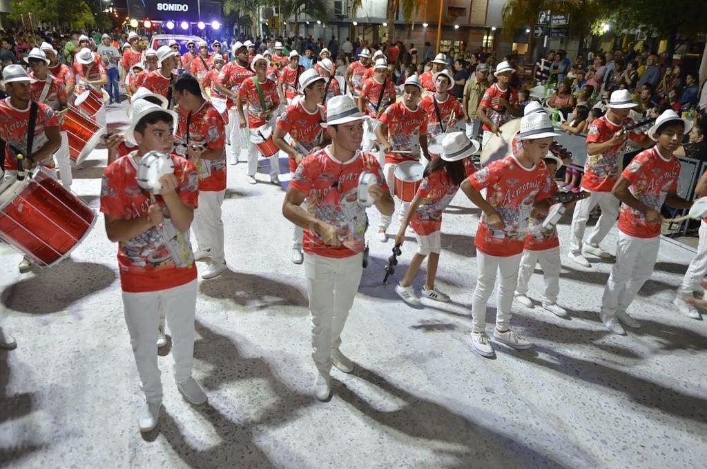 <strong>Foto:</strong> Captura digital - Facebook Carnavales de Vera