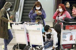 Coronavirus: farmacias chilenas alertan por falta de stock en barbijos