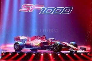 Ferrari presentó la SF1000 para la temporada 2020 de F1