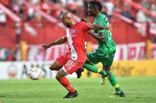 Copa Sudamericana: Argentinos igualó con Huancayo en La Paternal