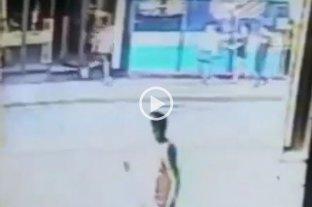 Vídeo: así huían los delincuentes tras asesinar a Hugo Oldani