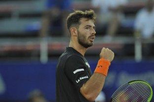 Londero avanzó en el Argentina Open