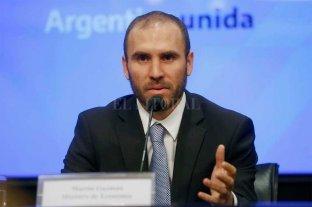 El ministro Guzmán informa al Congreso sobre la deuda