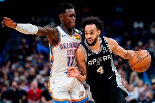 Los Spurs volvieron al triunfo tras cinco derrotas consecutivas