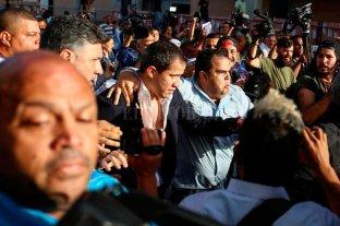 Denuncian la desaparición forzada del tío de Guaidó