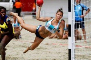 Rada Tilly y San Nicolás fueron sedes del circuito de beach handball