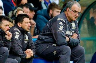 El Leeds de Bielsa empató y se complica en el ascenso
