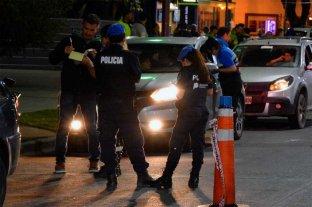 Insólito: evitó un control de tránsito y mordió a un policía
