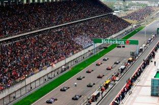 Confirman la postergación del Gran Premio de China por el coronavirus