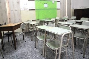 Peligra el inicio de clases: gremios no quedaron conformes con la propuesta  - ¿Aulas vacías? El inicio de clases podría peligrar en la Provincia.