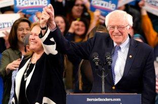 Bernie Sanders ganó la primaria demócrata en New Hampshire
