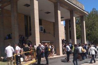 Principio de incendio en Comodoro Py: los empleados fueron evacuados