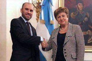 La misión del FMI llegó a Argentina para analizar las cuentas públicas