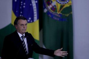 Bolsonaro le propuso a Alberto Fernández reunirse el 1° de marzo en Montevideo