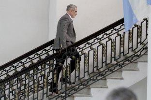 El ministro Sain retuvo su cargo en la Justicia