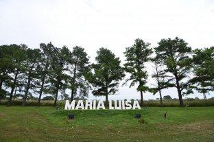 Construyen nuevas viviendas en la localidad de María Luisa
