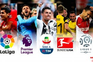 La FIFA hizo público el gasto de las cinco grandes ligas europeas en el último mercado de pases