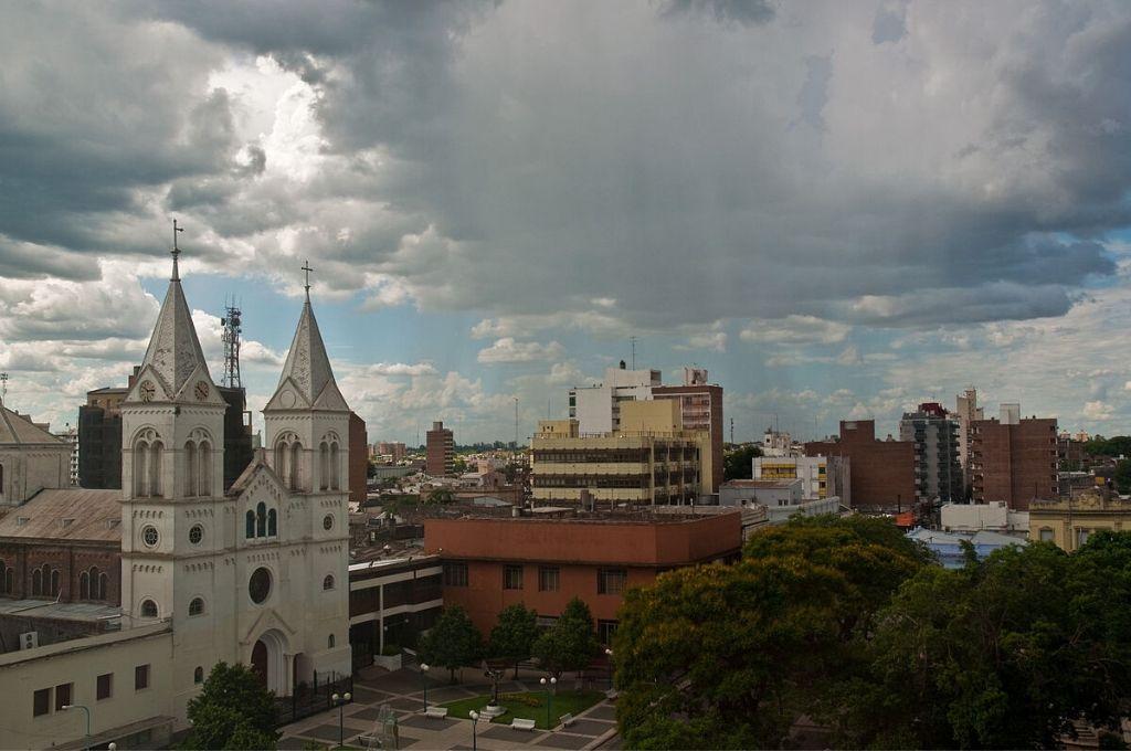 Ciudad de Concordia.   <strong>Foto:</strong> Gentileza