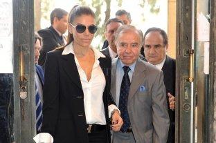 Fernández recibió a Zulemita, que quiere donar al Museo de la Casa Rosada pertenencias de Menem