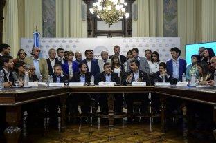"""Negri: """"La exposición del ministro Guzmán tuvo gusto a poco"""""""