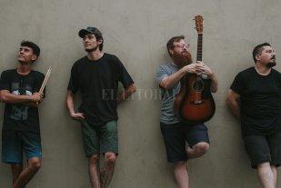 Rock en Piedras Blancas  - Florlavanda, una de las bandas que participarán en el encuentro.  -