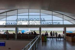 El aeropuerto de Rosario también pierde potencia