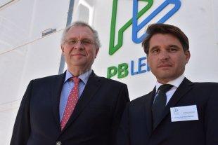 PB Leiner inauguró una nueva planta en Sauce Viejo