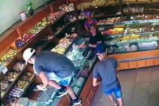 Atraparon al ladrón de panaderías de Santa Fe