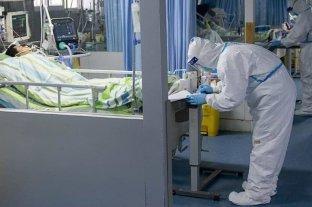 Una mujer que llegó de China es el primer caso de coronavirus en Londres