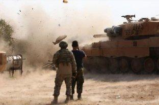 Turquía afirma que causó decenas de bajas en el Ejército sirio en el norte de Siria
