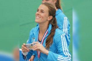 """La """"leona"""" Carla Rebecchi fue elegida segunda mejor jugadora internacional del año"""