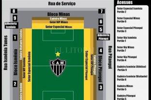 Mineiro sigue sin ganar y Unión gestiona más lugar