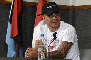 Brian Fernández, a fondo con su recuperación