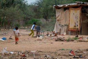 Son doce los niños wichís internados por desnutrición en Salta