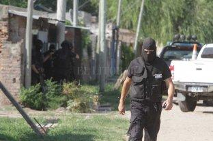 Detienen a un agente penitenciario por  venta de drogas en barrio San Agustín