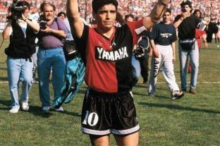"""Maradona sobre su viaje a Rosario: """"Unos me van a aplaudir y otros me van a putear"""""""