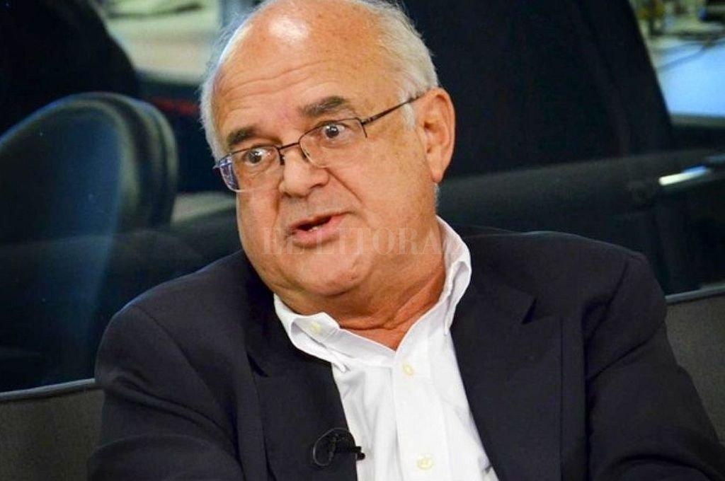 El economista Luis Palma Cané. <strong>Foto:</strong> Captura digital