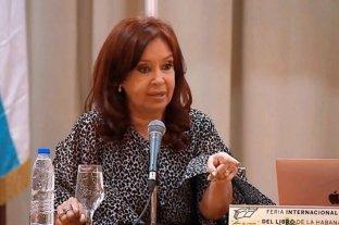 Cristina Kirchner ratificó que el FMI incumplió con su estatuto