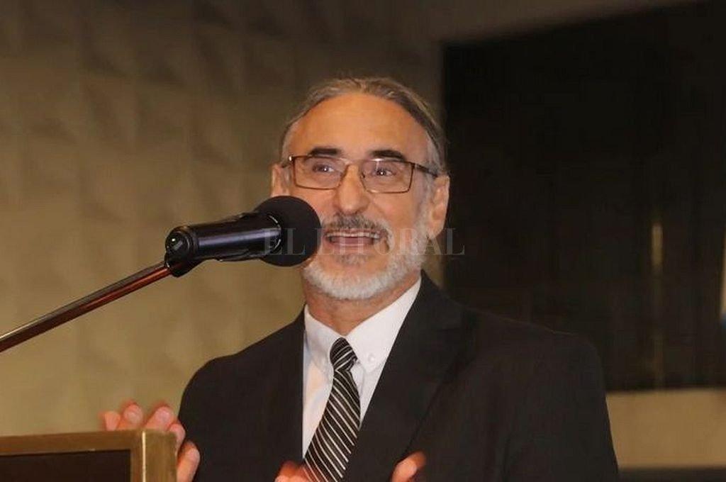 Luis Basterra, ministro de Agricultura de la Nación. <strong>Foto:</strong> Captura digital