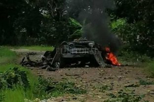 Colombia: explotó un coche bomba cerca de una base militar