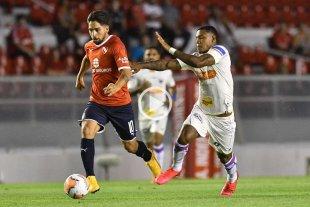 Copa Sudamericana: Independiente le ganó a Fortaleza 1 a 0